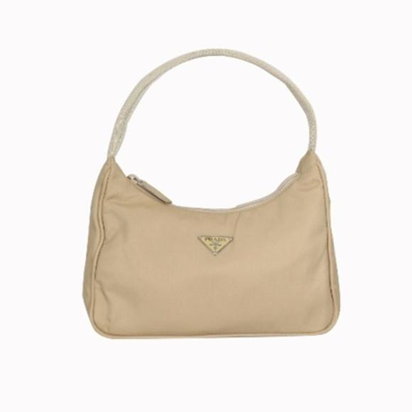 5b02ac4568e169 Pra da Bags | Sale Nwt Prada Vela Mv515 Hobo In Cammello 2nds | Poshmark